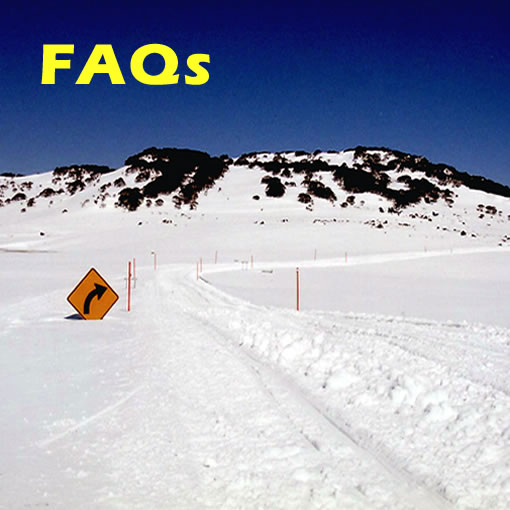 Frequently Asked Snow Hire Questions