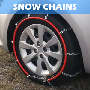 Rent or Buy Snow Chains
