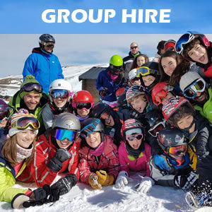 Ski and Snowboard Group Hire Discounts and Special Offers in Australia