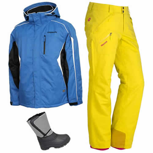 Snow Clothing and Snow Walking Boots for Hire Jindabyne