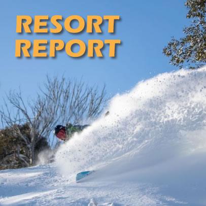 Resort Reports Thredbo, Perisher, Charlottes Pass, Mt Selwyn