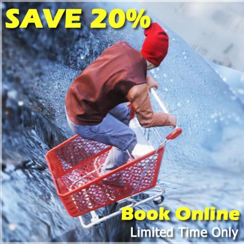 SAVE 20% ON SKI SNOWBOARD & SNOW CHAIN HIRE - Jindabyne